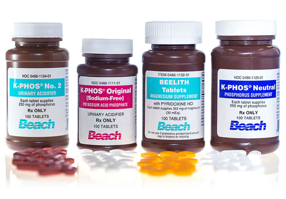 Beach Pharmaceuticals Products